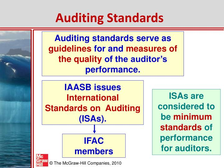 IAASB issues