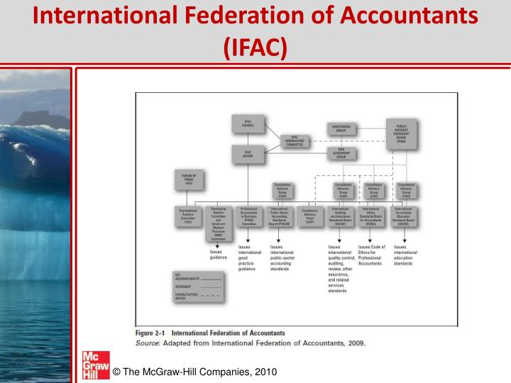 International Federation of Accountants (IFAC)