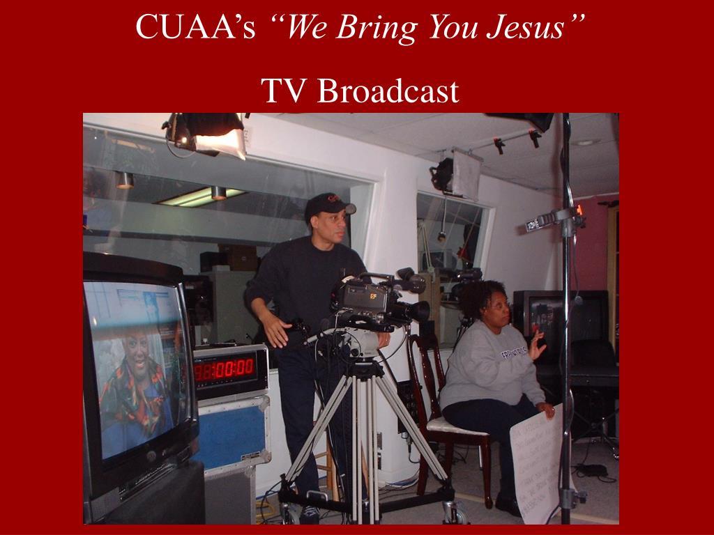 CUAA's