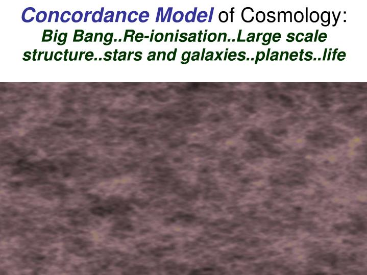 Concordance Model