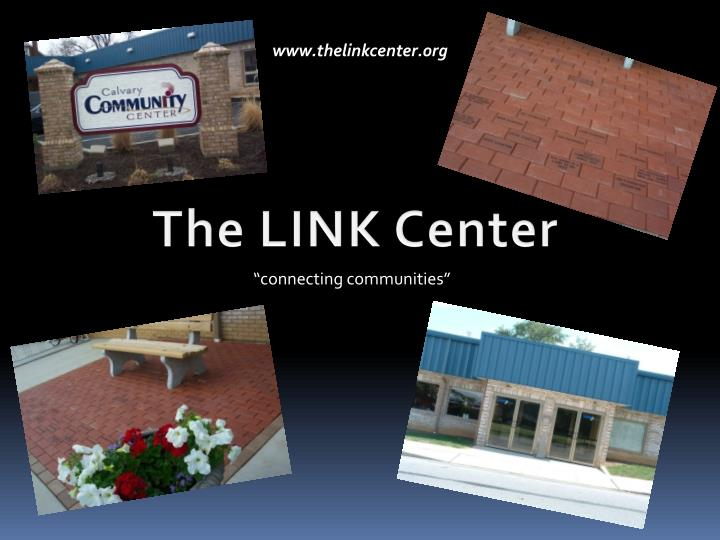 Www.thelinkcenter.org
