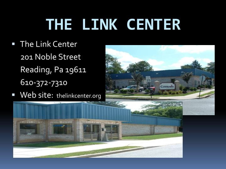 THE LINK CENTER
