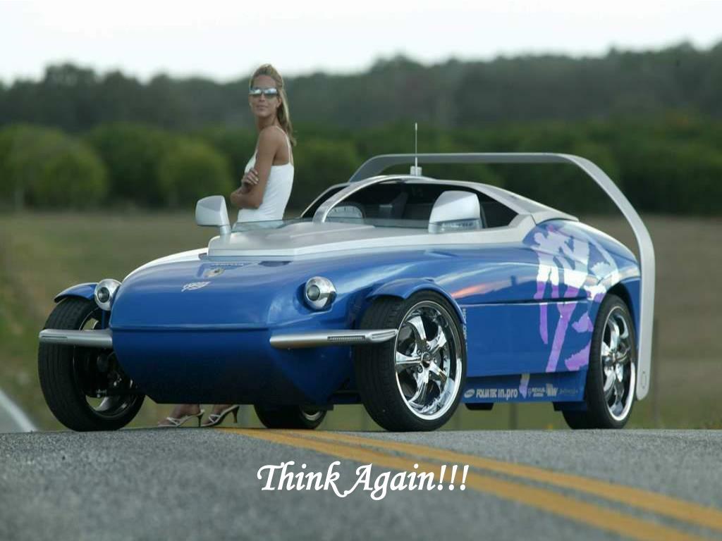Think Again!!!