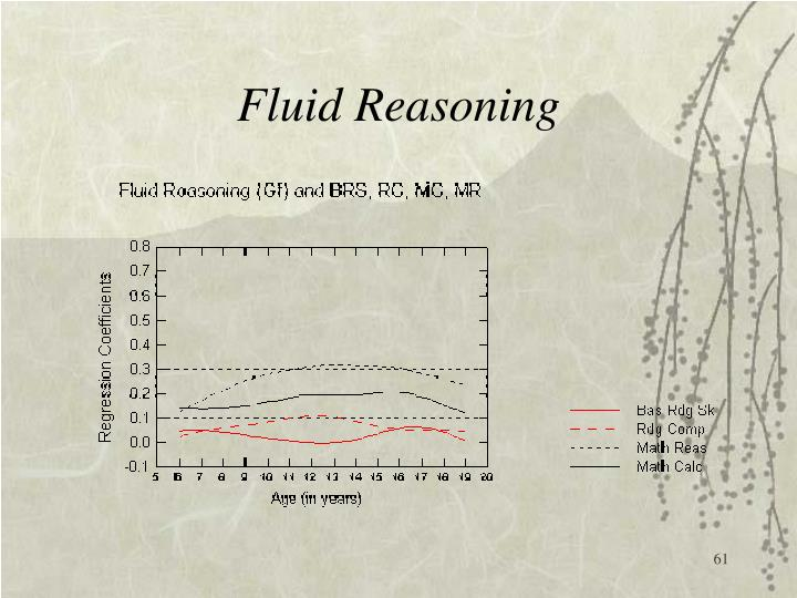 Fluid Reasoning