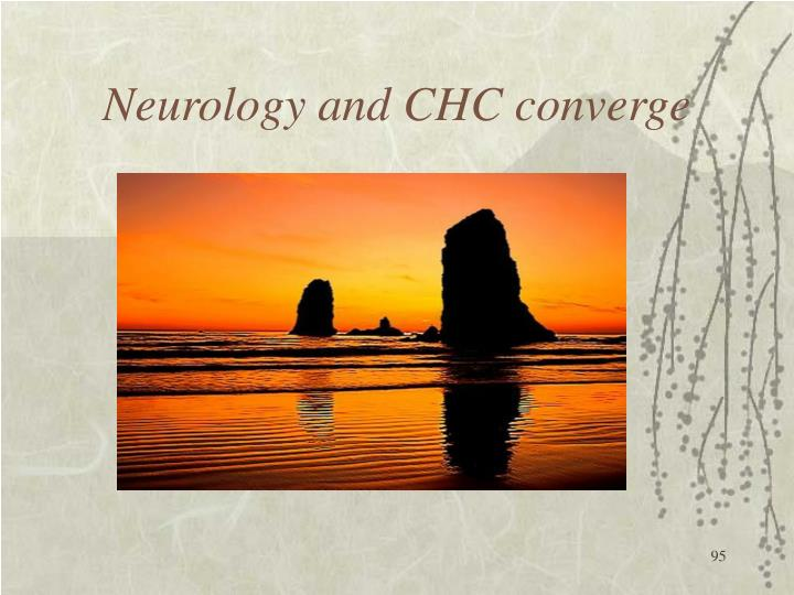 Neurology and CHC converge