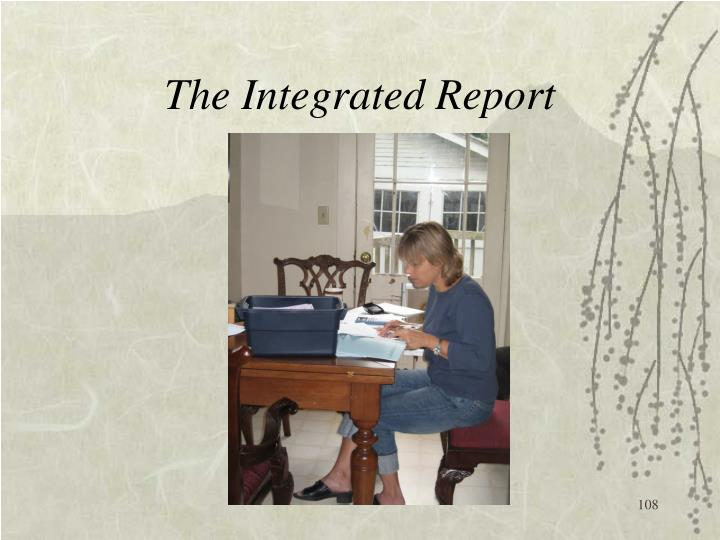 The Integrated Report