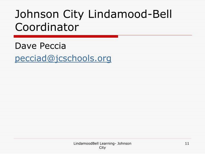 Johnson City Lindamood-Bell Coordinator