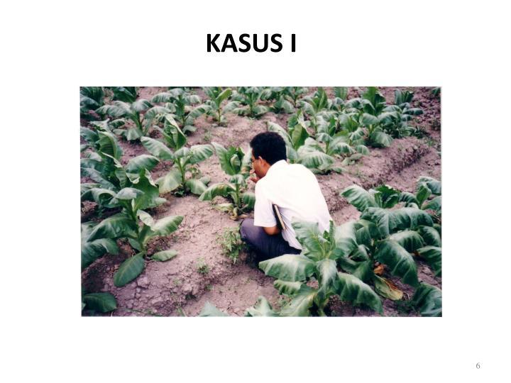 KASUS I