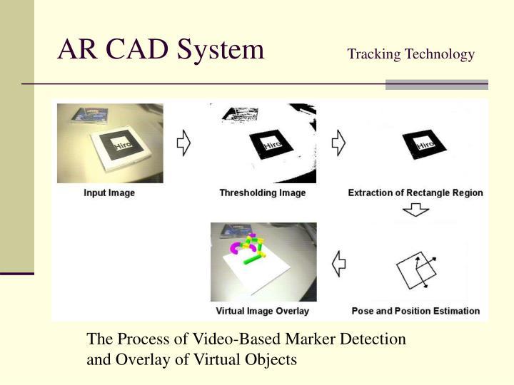 AR CAD System