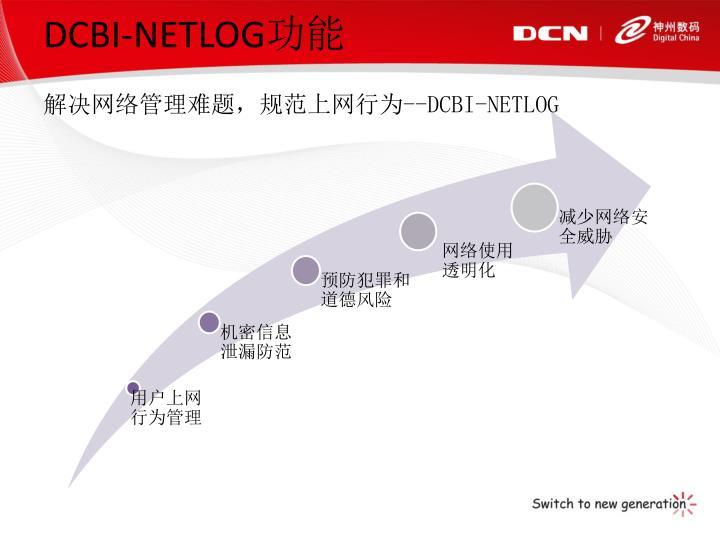DCBI-NETLOG
