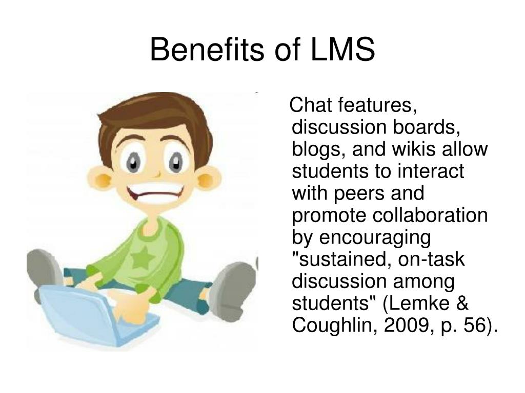 Benefits of LMS
