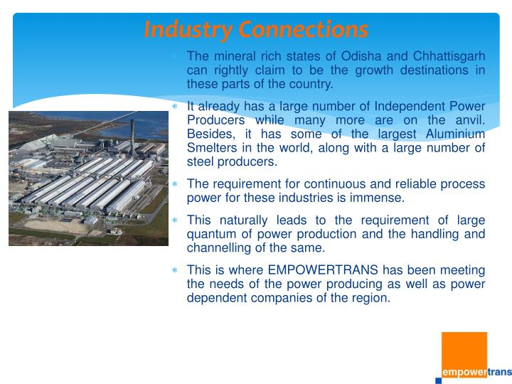Industry Connections