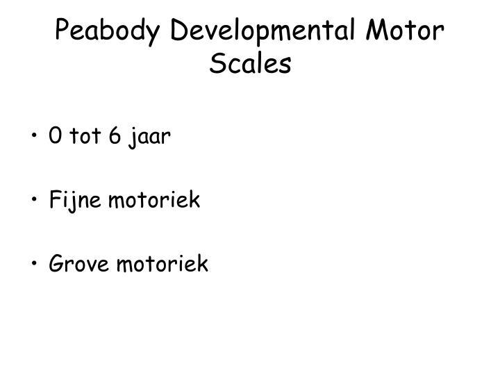 Ppt Psychomotoriek Bij Kinderen Met Licht Motorische