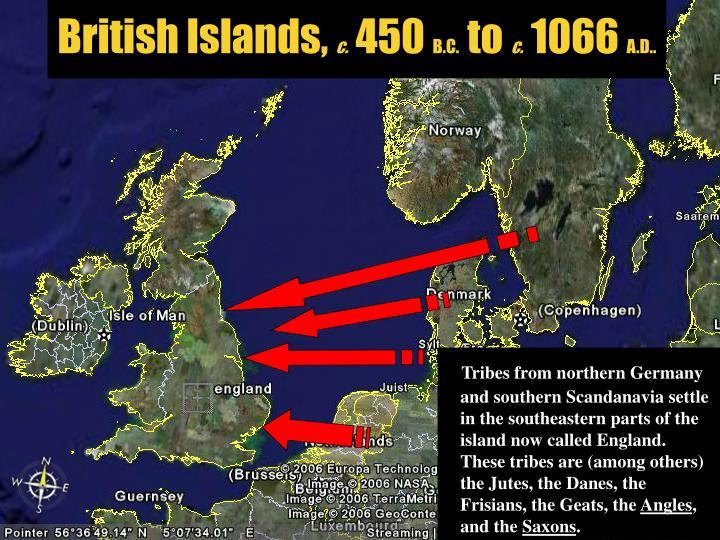 British Islands,