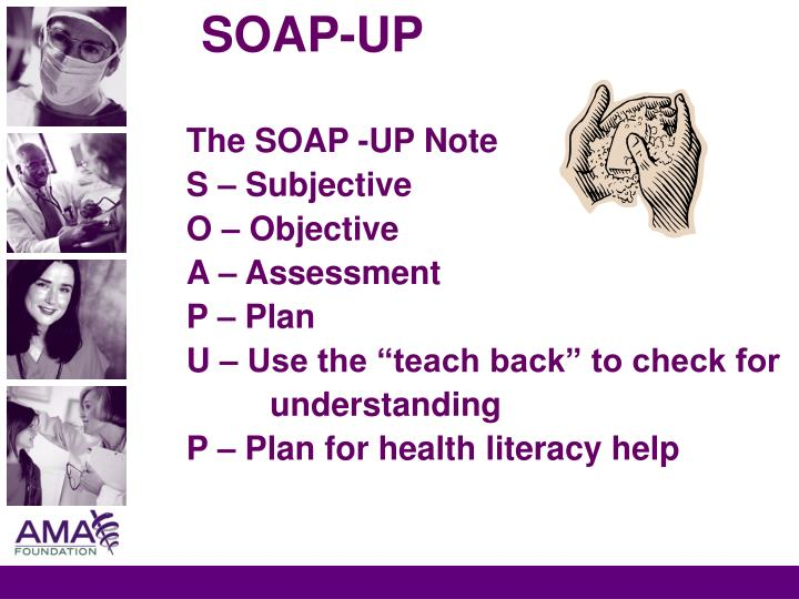 SOAP-UP