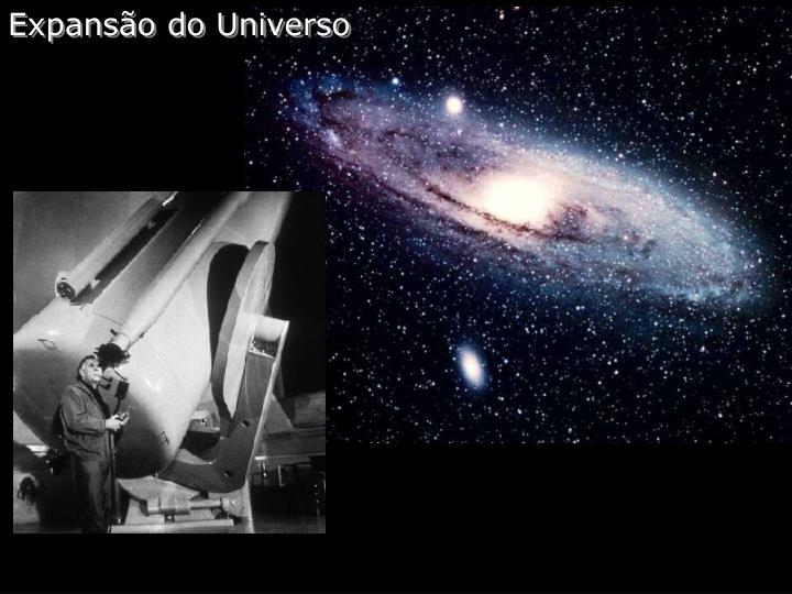 Expansão do Universo
