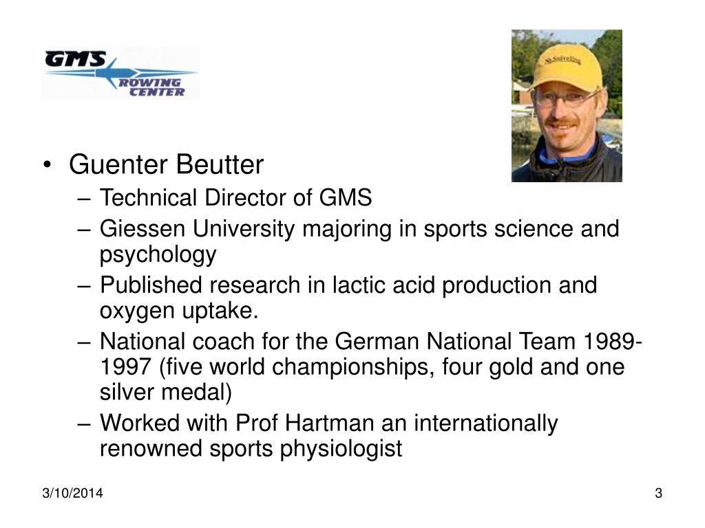 Guenter Beutter