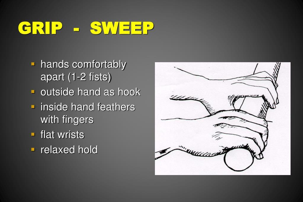 GRIP  -  SWEEP