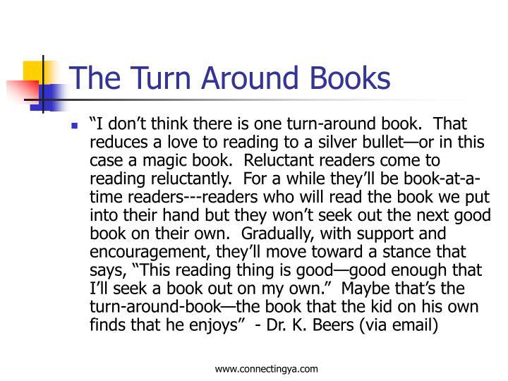 The Turn Around Books
