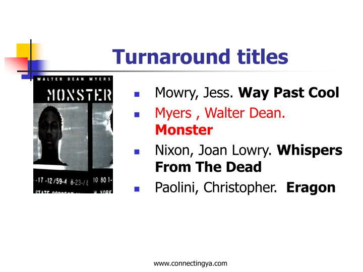 Turnaround titles