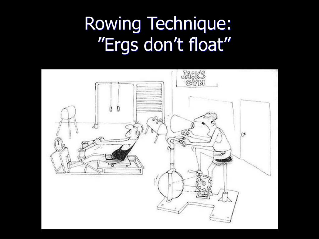 Rowing Technique: