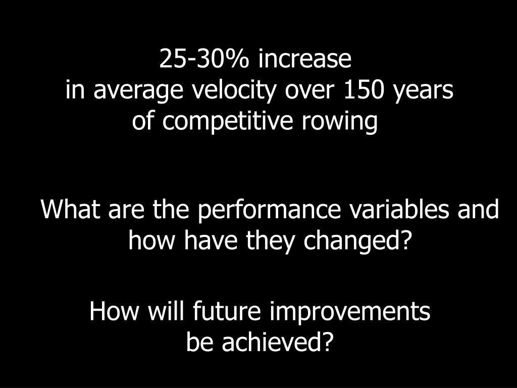 25-30% increase