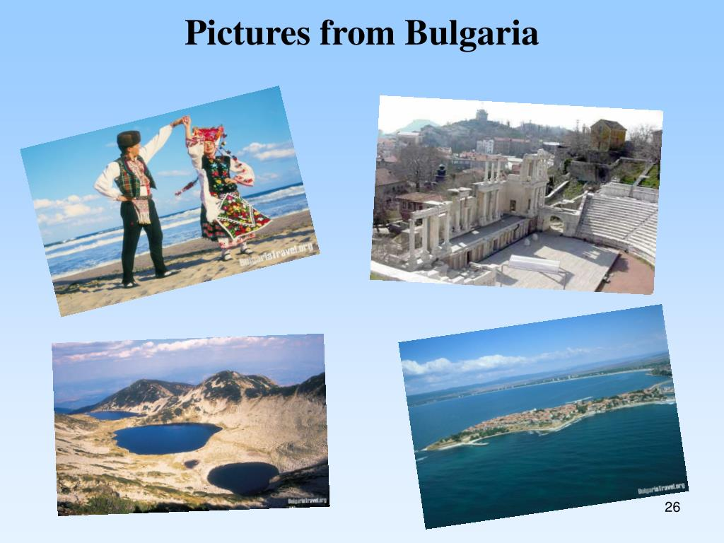 Pictures from Bulgaria