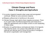 confronting the impacts of climate change bulgaria s experience12