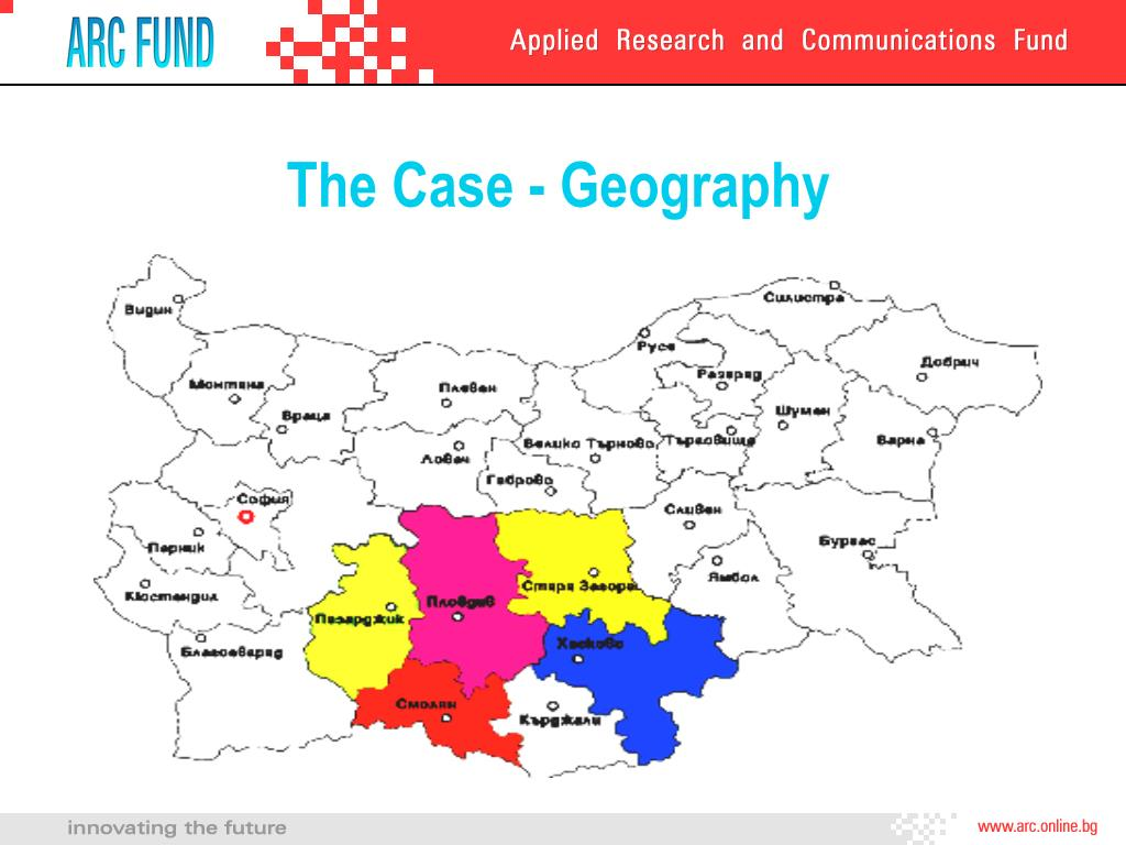 The Case - Geography