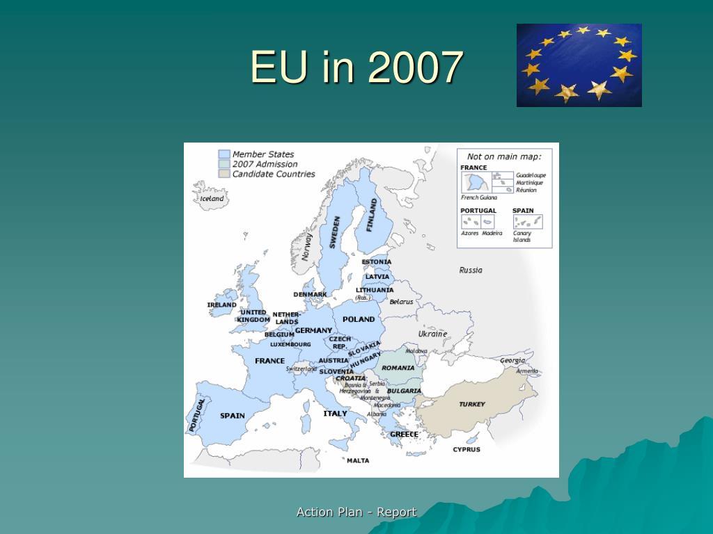 EU in 2007