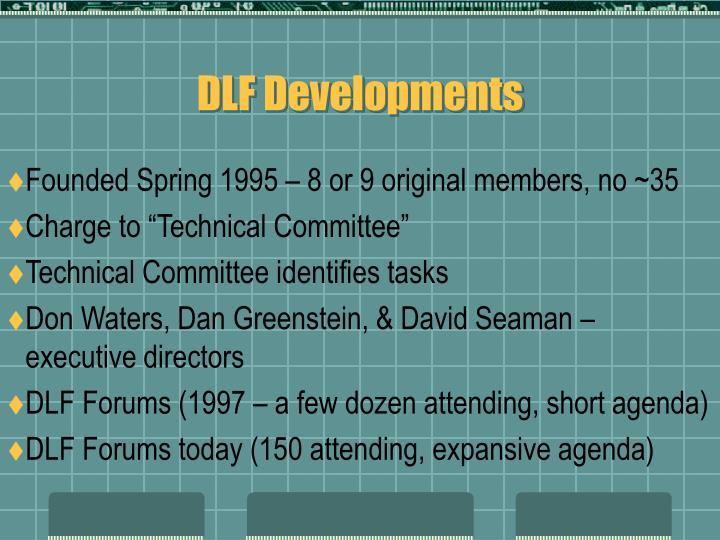 DLF Developments