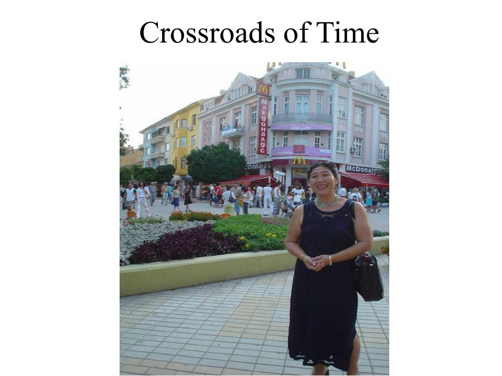 Crossroads of Time