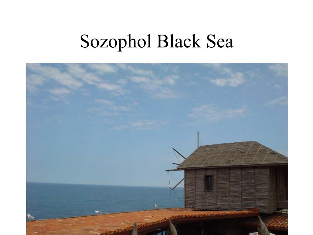 Sozophol Black Sea