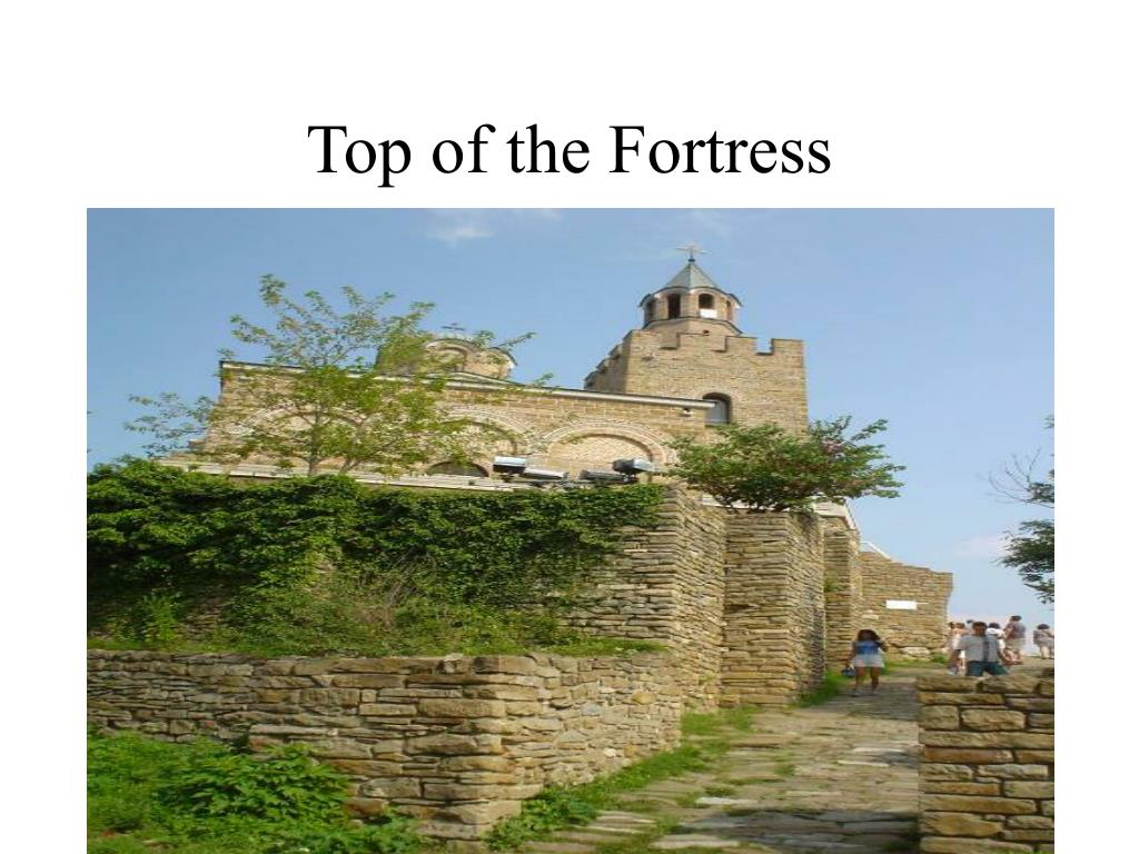 Top of the Fortress