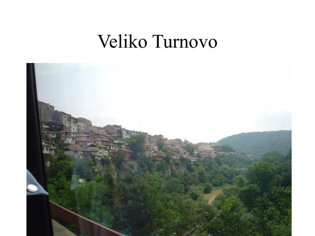 Veliko Turnovo