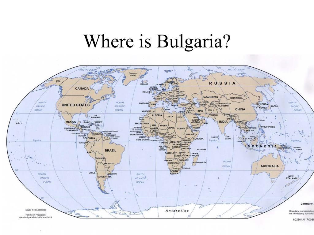 Where is Bulgaria?