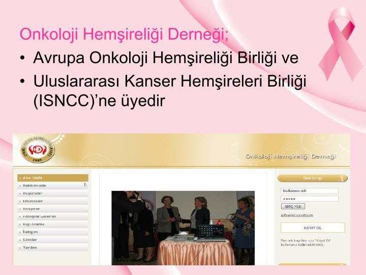 Onkoloji Hemirelii Dernei;