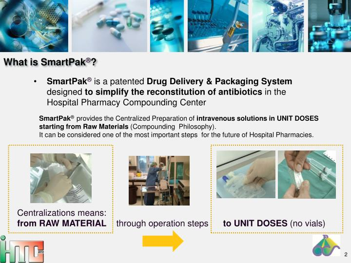 What is smartpak