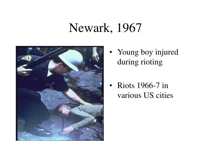 Newark, 1967