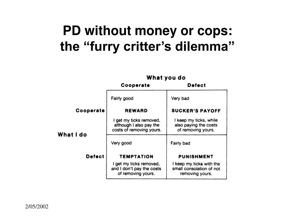 PD without money or cops: