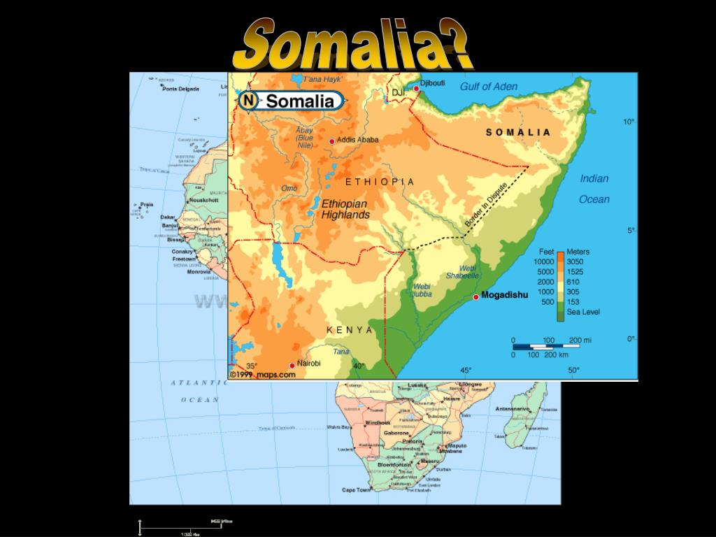 Somalia?