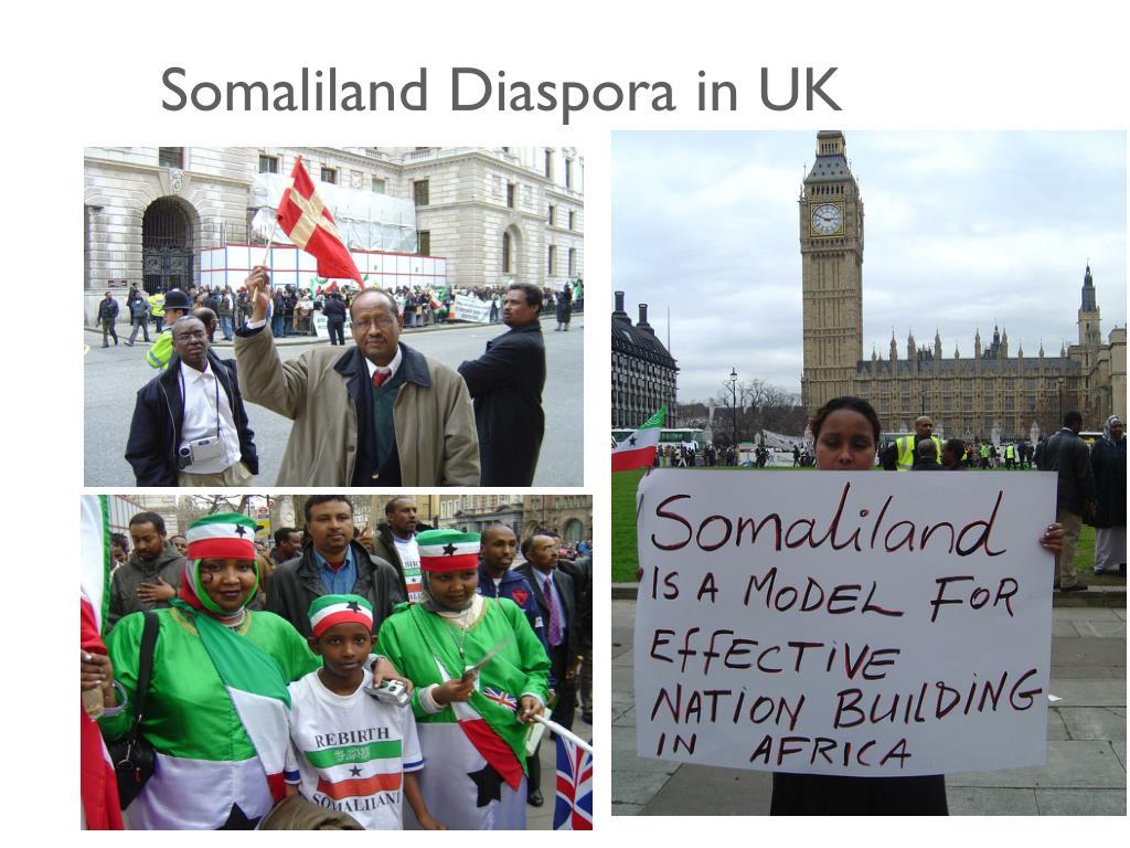 Somaliland Diaspora in UK