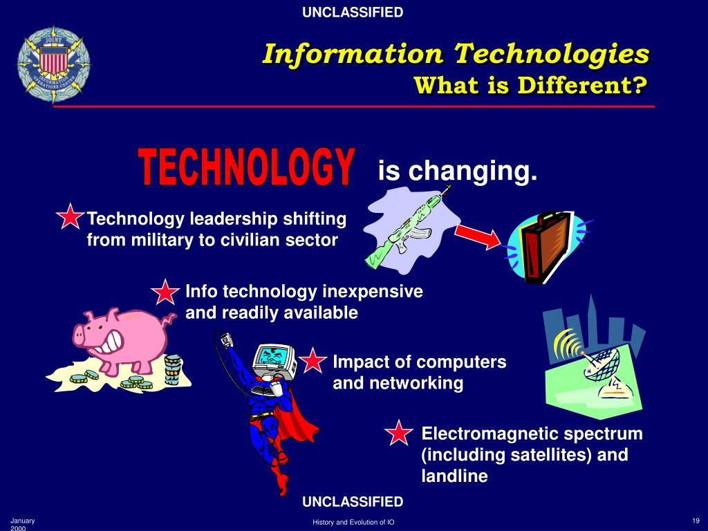 Information Technologies