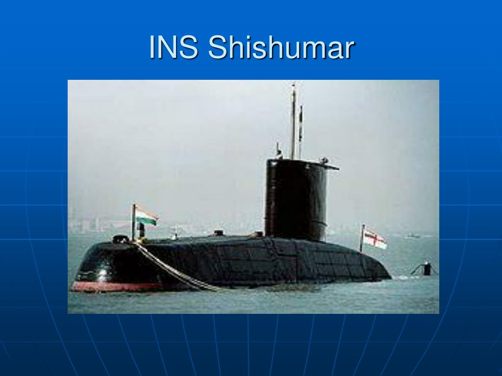 INS Shishumar