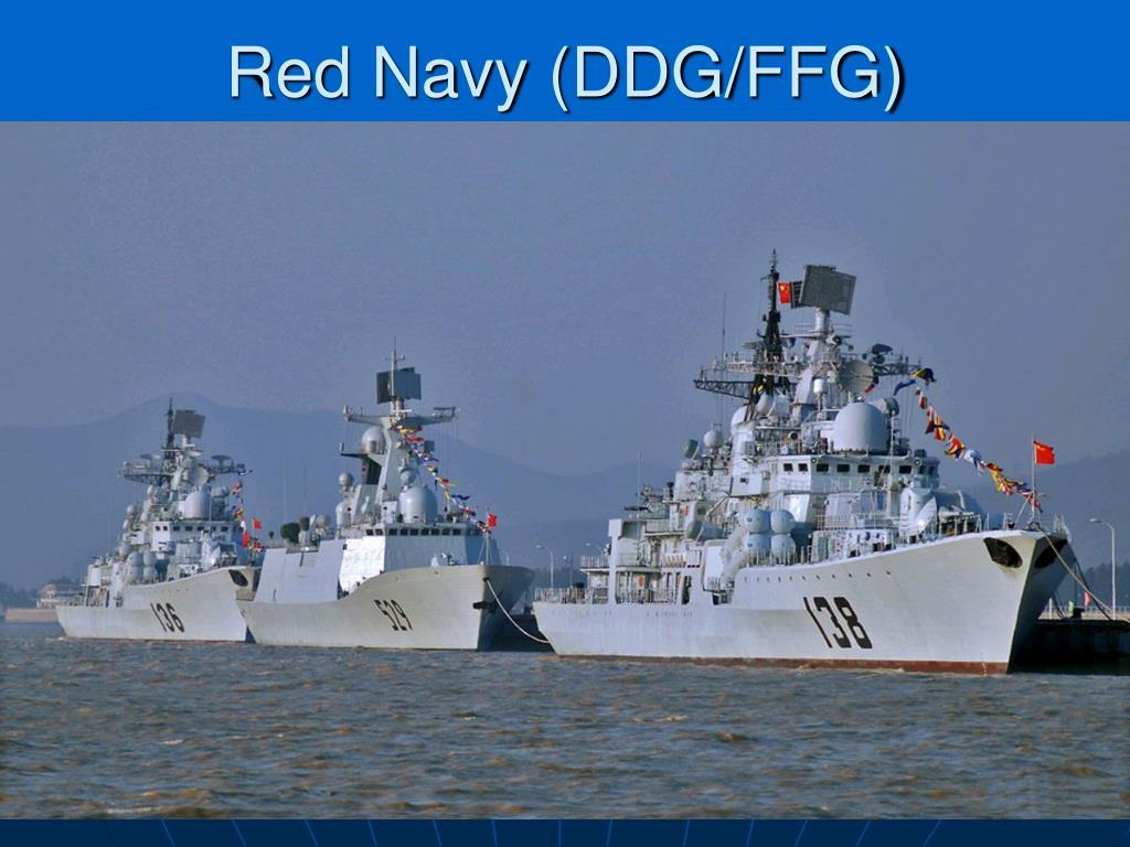 Red Navy (DDG/FFG)
