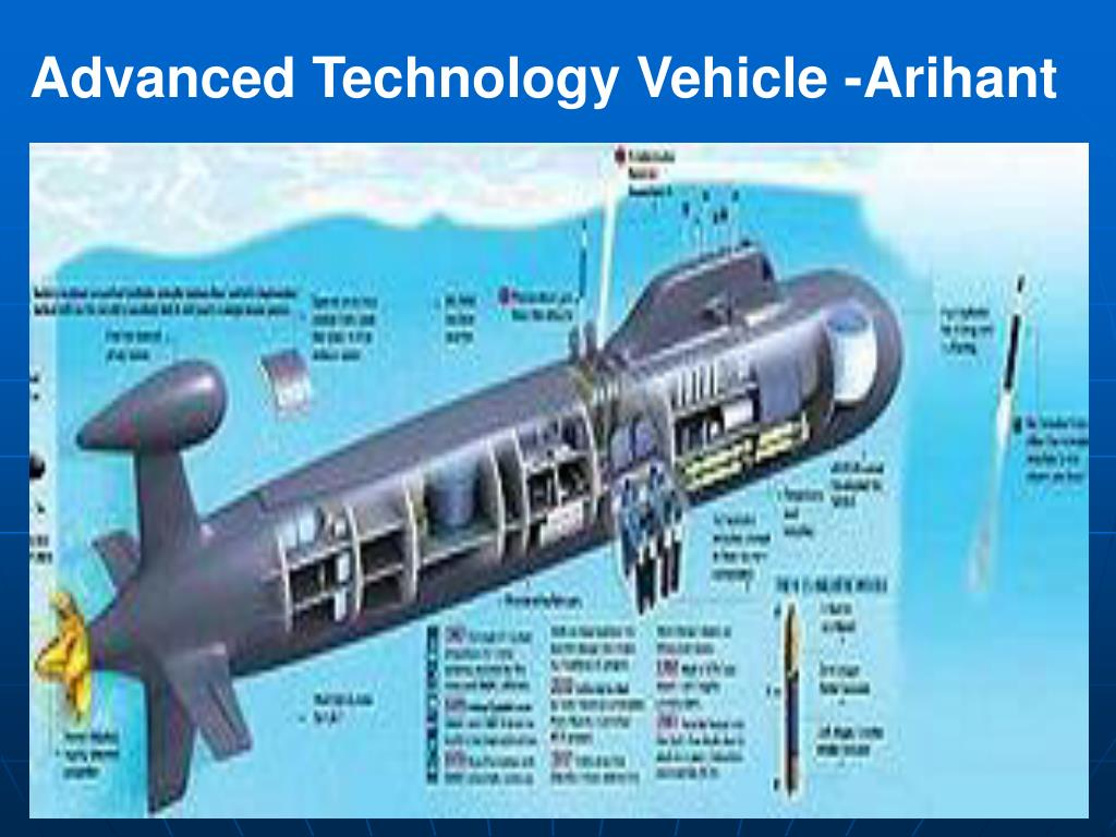 Advanced Technology Vehicle -Arihant