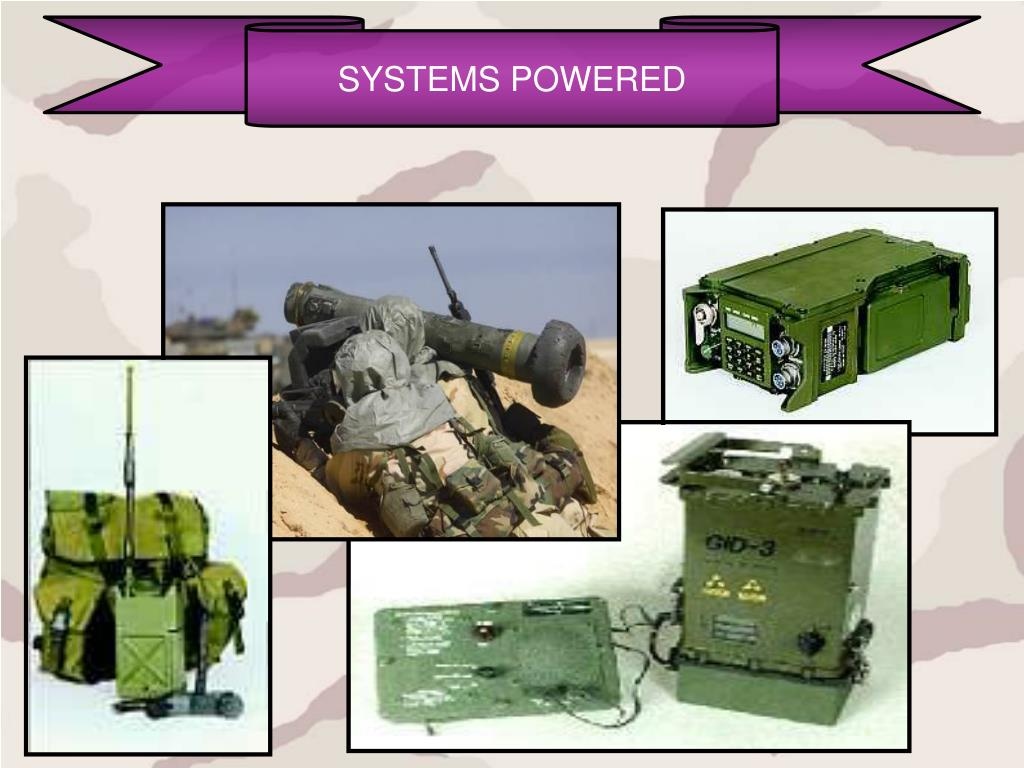 SYSTEMS POWERED