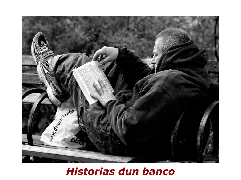 Historias dun banco