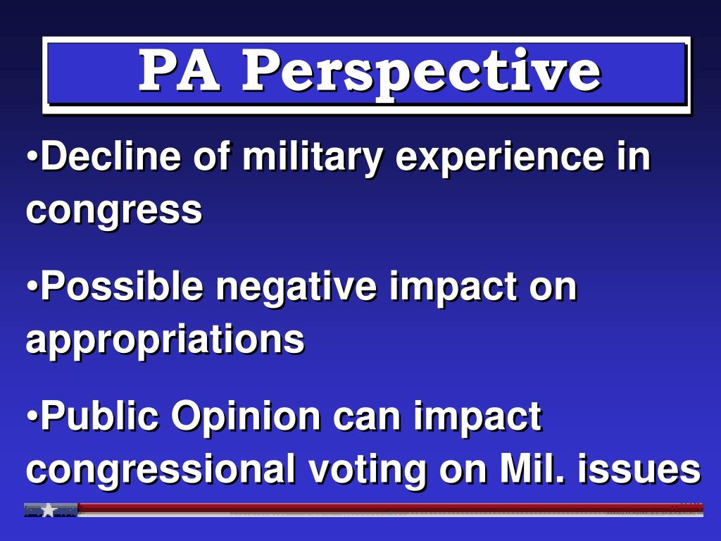 PA Perspective