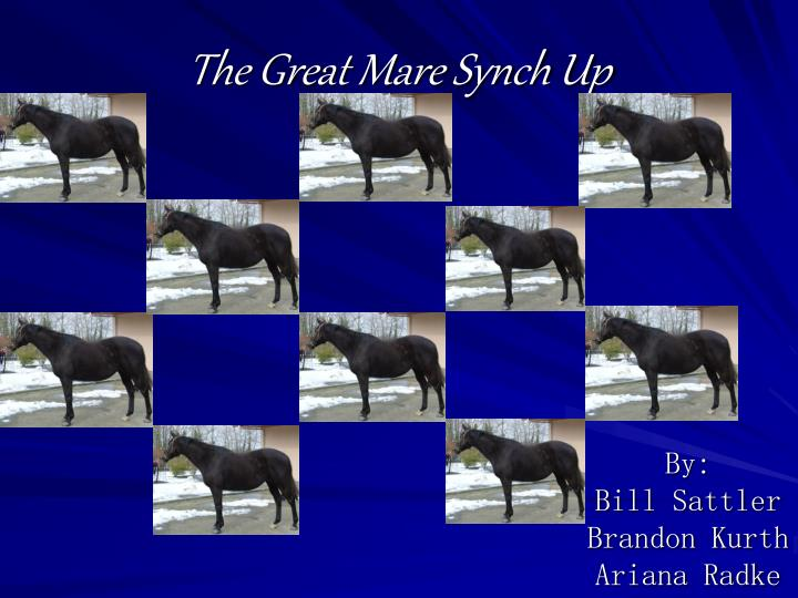 The great mare synch up l.jpg